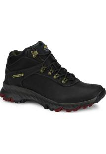 Bota Adventure Masculina Bull Terrier Cafe