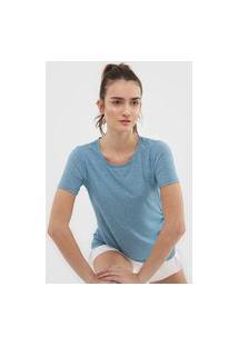 Camiseta Gap Drapeado Azul