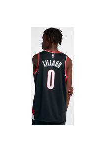 Regata Nike Portland Trail Blazers Icon Edition Swingman Masculina