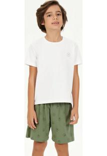 Pijama Infantil Para Menino Emojis 66396 Cor Com Amor