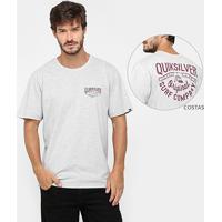 fab99ef67d083 Camiseta Curta Quiksilver masculina   Shoes4you