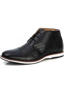 Bota Sapato Brogue Premium Oxford Mocassim Casual Social - Kanui