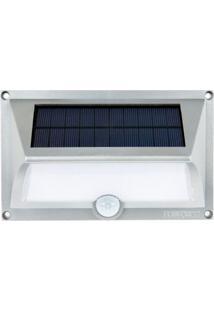 Arandela Solar Abs Com Sensor - 17151 - Ecoforce - Ecoforce