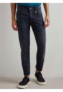 Calca Jeans Estiquese 5562 Caiapo Reserva Azul