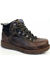 Bota Work Masculina Sandro Moscoloni Timber Estonada
