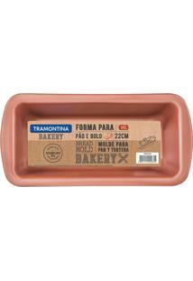 Forma Para Pão Bakery- Bronze- 7,5X25,9X12,5Cmtramontina