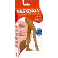 90c27712e Meia-Calça Kendall Média Compressão Feminina - Feminino-Marrom