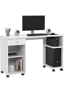 Mesa Para Computador Million Branco