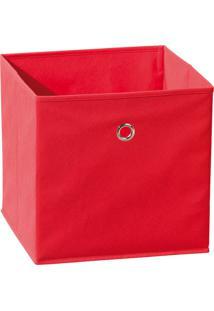 Caixa Organizadora Winny Tnt Vermelha Inter Link