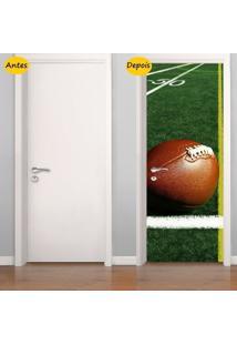 Adesivo De Porta Futebol Americano (0,80M X 2,10M)