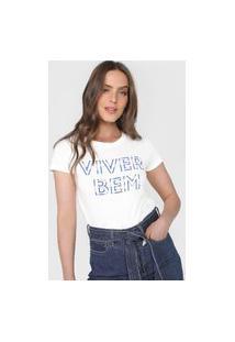 Camiseta Cantão Cad Branca