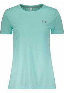 6b9de6f6ef Camiseta Under Armour Threadborne Train - Feminino