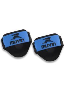 Luvas De Musculação Em Eva - Lva-100 - Muvin