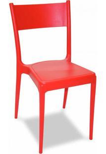 Cadeira Diana Vermelha