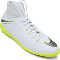Chuteira Futsal Nike Hypervenom Phantom 3 Academy Df Ic - Unissex 96a05dda86793