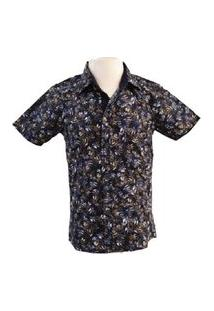 Camisa Mc Alfa Infantil E Juvenil Estampada 1529 Cor1 Estilo Fashionn