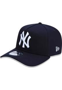 f8f80ae25 Boné New Era Aba Curva Mlb Ny Yankees Cla - Unissex