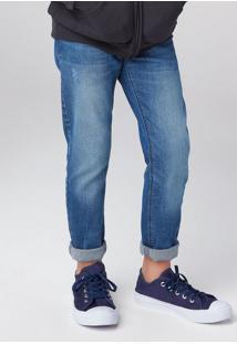 Calça Jeans Infantil Menino Estonada Hering Kids