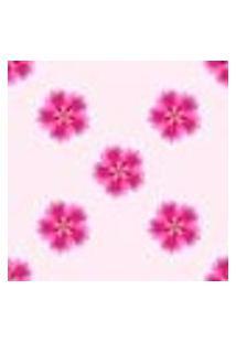 Papel De Parede Autocolante Rolo 0,58 X 3M - Flores 284678570