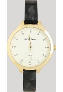 Relógio Analógico Mondaine Feminino - 53614Lpmvdf2 Dourado