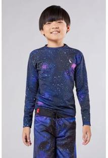 Camiseta Infantil Espaco Reserva Mini Masculina - Masculino