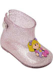 Bota Infantil Pink Cano Médio