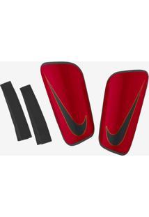 Caneleira Nike Hard Shell Slip-In