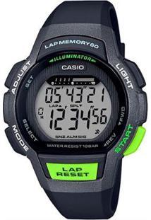 Relógio Casio Digital Lws-1000H-1Avdf Feminino - Feminino-Cinza