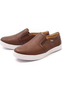 Sapatênis Slip On Chocolate Diamond