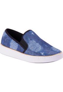 Tênis Vizzano Slipper Jeans 39