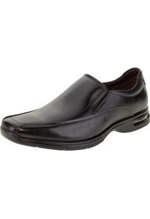 Sapato Masculino Social Air Spot Democrata - 448027 Preto 37