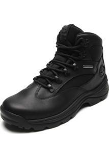 "Bota Timberland 6"""" Premium Boot Hock Preta"
