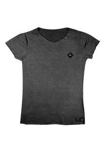 T-Shirt Wss Estonada Diamond Feminina