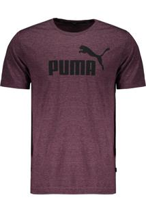 a4f610b3813 Fut Fanatics. Camiseta Puma Essentials Heather