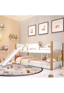 Beliche Infantil Exclusiv Com Escorregador Casah