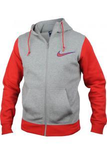 67cf9990a5a Jaqueta Masculina Nike Club Fleece Swoosh Full