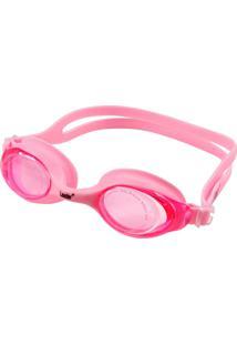 Óculos Para Natação Champion Leader Ld454 Rosa - Leader