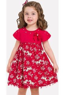 Vestido Infantil Milon Cotton 11682.40085.G