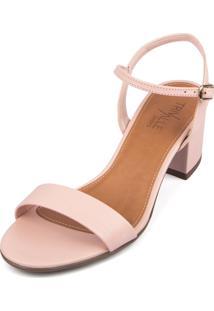 Sandália Trivalle Shoes Rosê