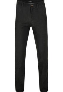 Calça Sportwear Premium Modal Bolso-Faca Chumbo