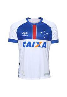 Camisa Umbro Cruzeiro Blar Vikingur 2018 Infantil