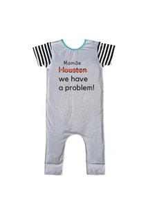 Pijama Confortável Comfy Mamãe We Have A Problem