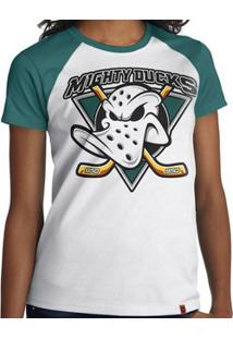 Camiseta Cinza Disney feminina  0bcd0ad94cc36