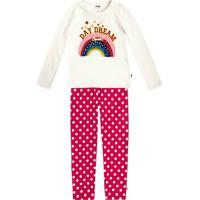 52e11dc0d Pijama Infantil Menina Estampado Em Algodão Puc Especial Dogs