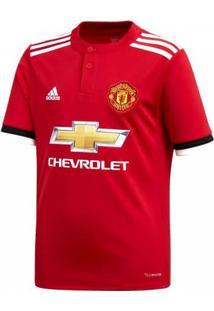 Camisa Infantil Adidas Manchester United 1