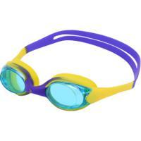 9cbe214e3 Centauro. Óculos De Natação Oxer Block - Infantil - Azul/Amarelo