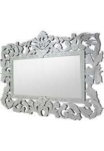 Espelho Musselini- Espelhado & Cinza- 80X120Cmrivatti