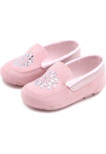 ebd658502 Mocassim Para Menina Laco Pimpolho infantil | Shoes4you