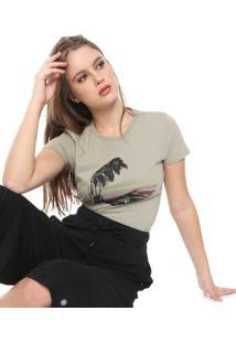 Camiseta Hurley Lost In Bali Verde
