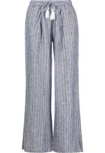 Gold Hawk Calça De Pijama Com Modelagem Solta - Azul